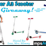 Razor A3 Scooter Giveaway!