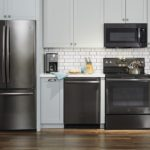 Give Your Kitchen The Wow Factor with the Newest GE Black Stainless Steel Appliances