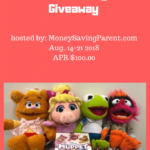 MUPPET BABIES PRIZE PACKAGE GIVEAWAY