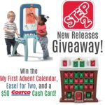 Step2 New Releases Giveaway