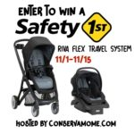 Safety 1st RIVA Travel System Giveaway