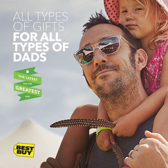 Great Gifts for Dad at Best Buy