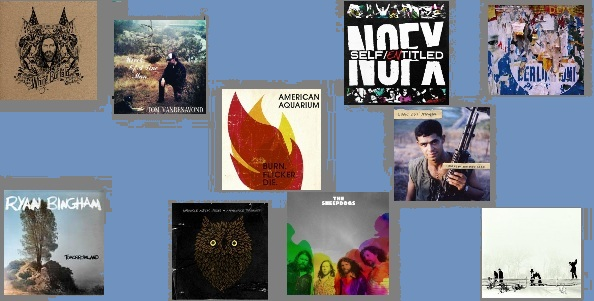 Addiction To Sound: Best Albums of 2012