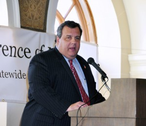 Governor Christie and Lt. Governor Guadagno Attend NJ Conference