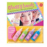 Klutz Glossy Bands Giveaway
