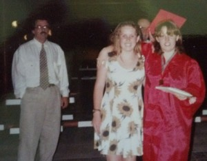 throwback Thursday graduation