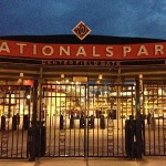 Nats Park at Twilight slider