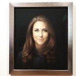 Kate Middleton's First Official Portrait Unveiled