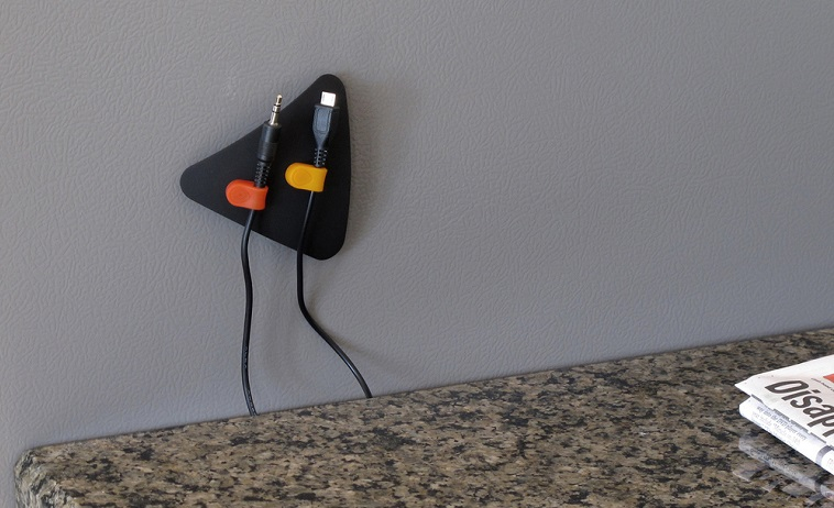 MOS the Magnetic Cable Organizer!