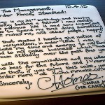 Resignation Cake: Saying I Quit Has Never Been So Sweet!