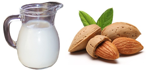 How to Stay Trim and Healthy with Almond Milk