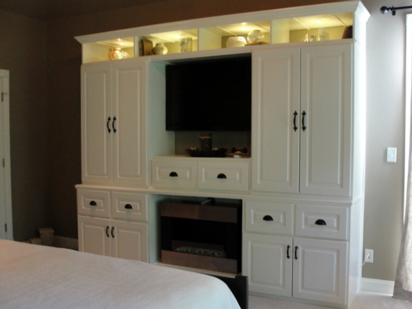 Built-in-armoire
