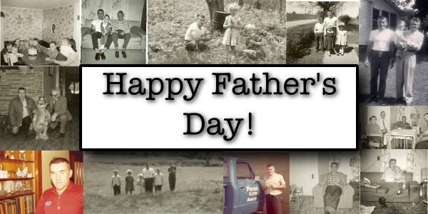 Throwback Thursday…Father's Day Edition!