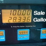 Getting Closer to Record Gas Prices