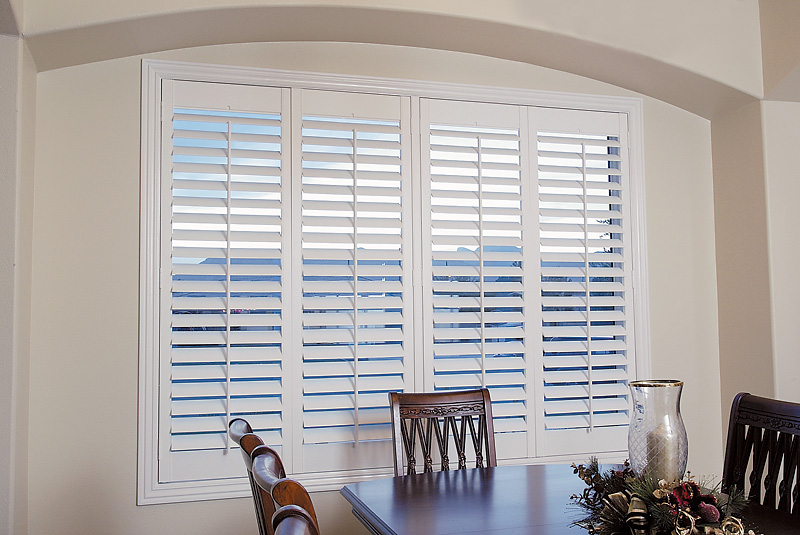 Get creative paint your interior wooden shutters for How to paint wood windows interior