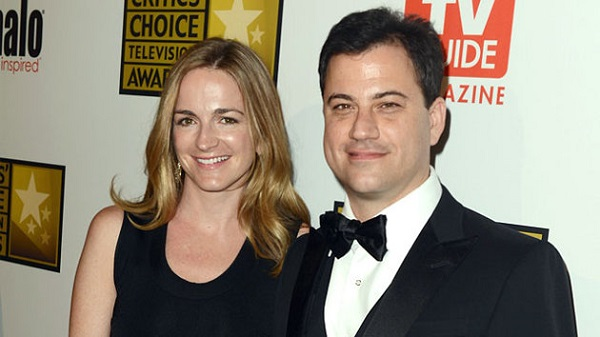 jimmy kimmel marries