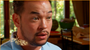 "jon gosselin appears on ""Where Are They Now"" OWN"