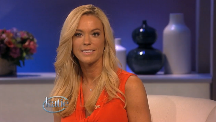 Kate Gosselin Says The Kids Are Doing Great