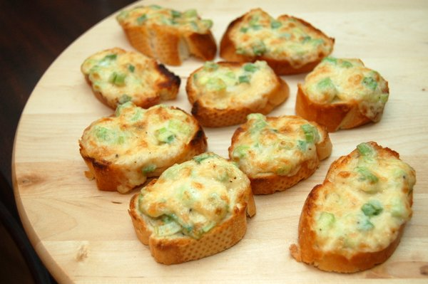Onion Cheese Bites - Easy and Delicious Appetizer
