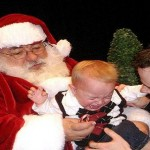 4 Ways to Stress Out Over Baby's First Christmas