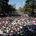 Sacramento Higher Education Protest Lead to 70 Arrests