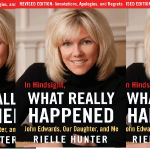 She's Back.  Rielle Hunter Says She's Sorry.