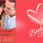 """Signed, Sealed, Delivered"" by Sandy James Plus Kindle Giveaway!"