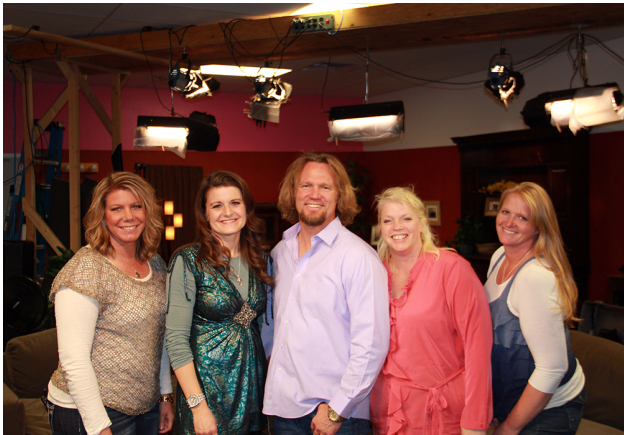 sister wives the Kody Brown Family