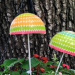 A Craft Project to Dress Up Your Flower Pots