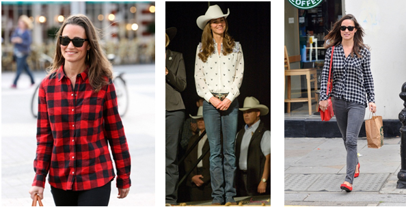 Steal Kate And Pippa Middleton S Style The Casual Cowboy