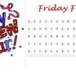 Friday Fun: Word Search – Happy New Year!